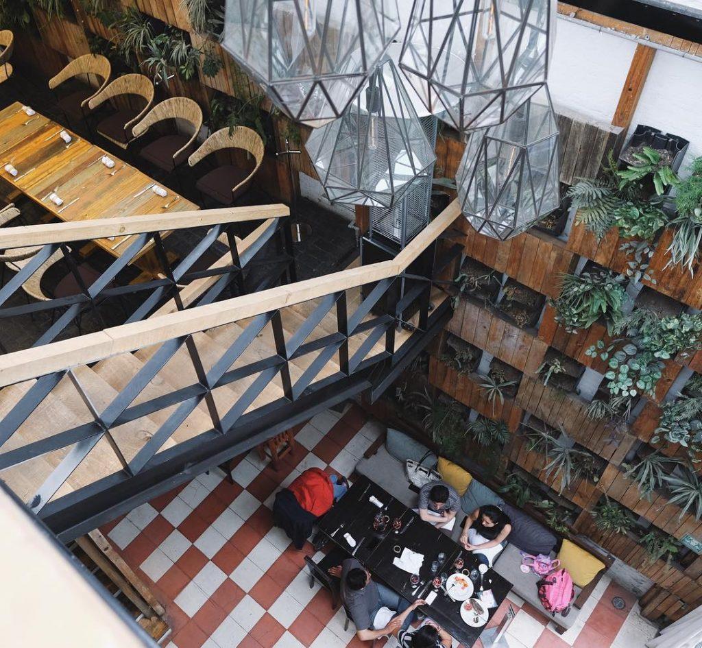 Restaurantes eco-friendly, cocina orgánica y ecológica de moda