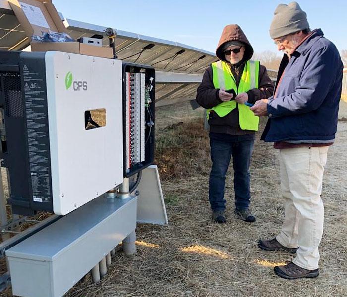 CPS Chint Power Systems México, El mercado de los inversores fotovoltaicos