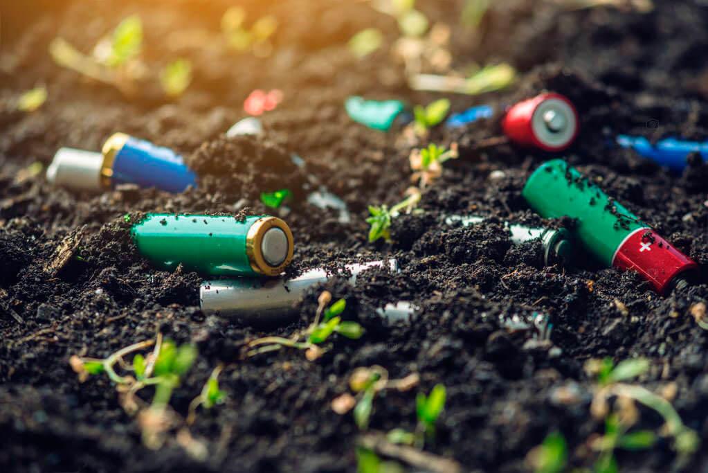 Impacto Ambiental De Las Pilas O Baterías El Foro Verde