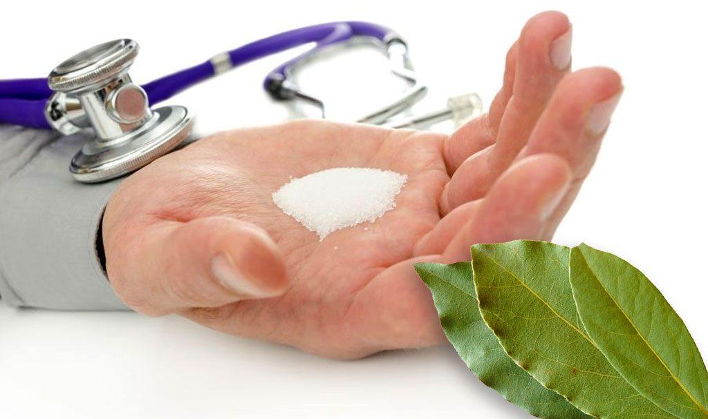 Propiedades y beneficios de las hojas de laurel, reduce la glucosa y ayuda a combatir la diabetes