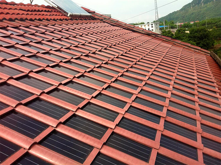 Beneficios de las tejas solares