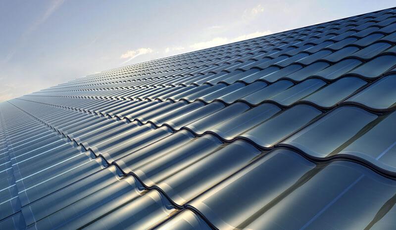 Cómo adquirir las tejas solares