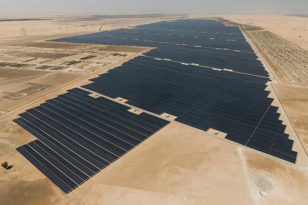 Plantas de energía solar fotovoltaica más grandes del mundo, Parque Solar del Desierto de Tengger