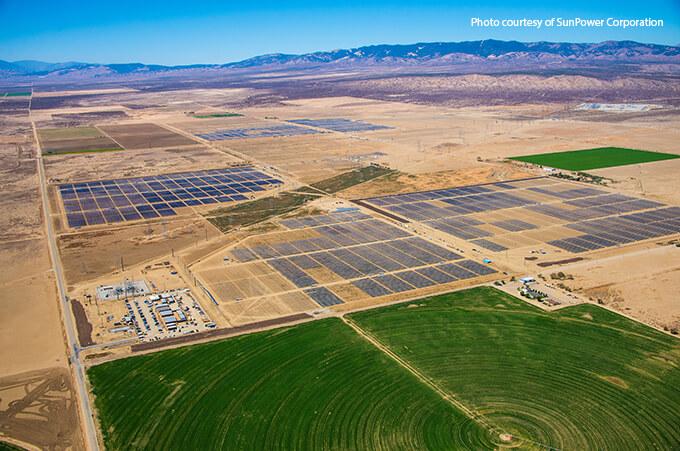 Plantas de energía solar fotovoltaica más grandes del mundo, Solar Star I y II