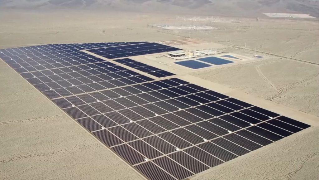 Plantas de energía solar fotovoltaica más grandes del mundo, Copper Mountain