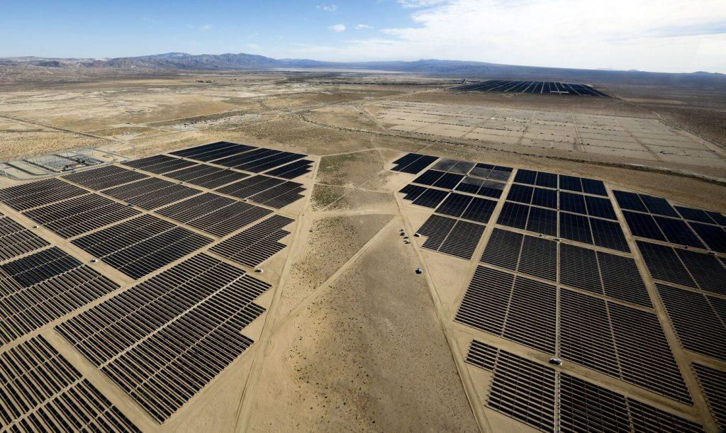 Plantas de energía solar fotovoltaica más grandes del mundo, Desert Sunlightg Solar Farm
