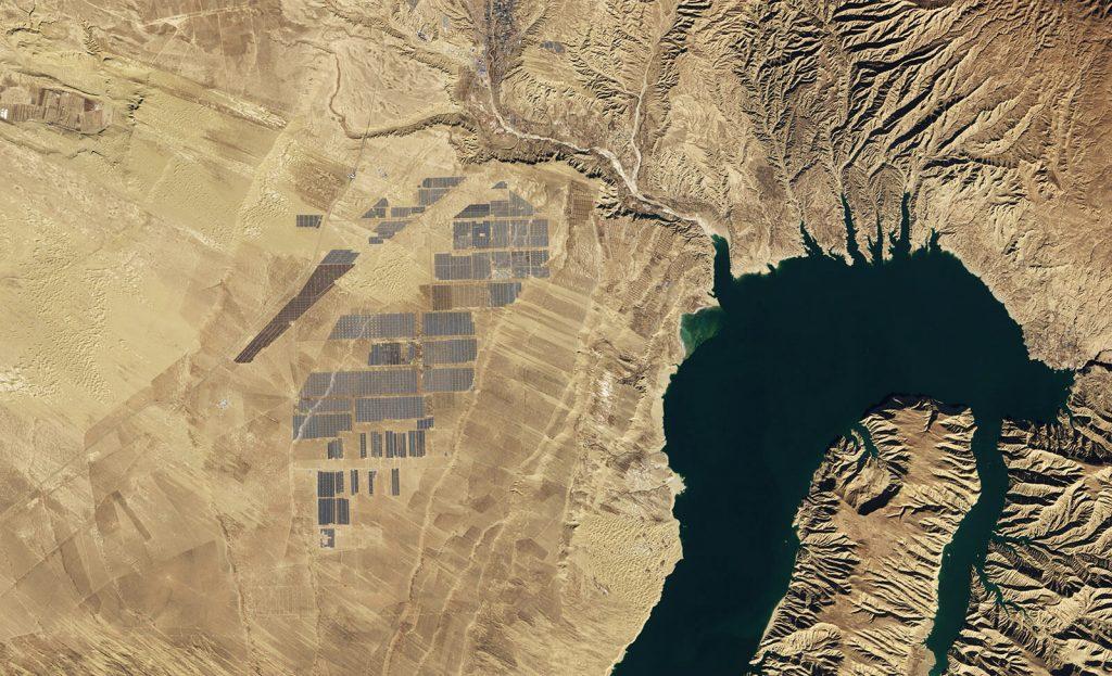 Plantas de energía solar fotovoltaica más grandes del mundo, Longyangxia Hydro Solar PV-Station
