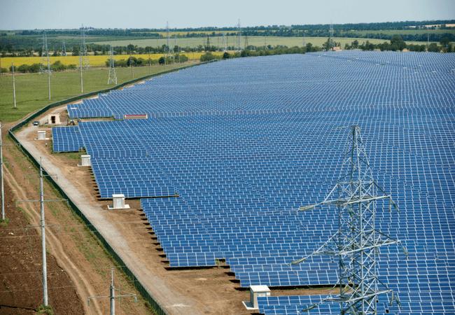 Plantas de energía solar fotovoltaica más grandes del mundo, Rewa Ultra Mega Solar
