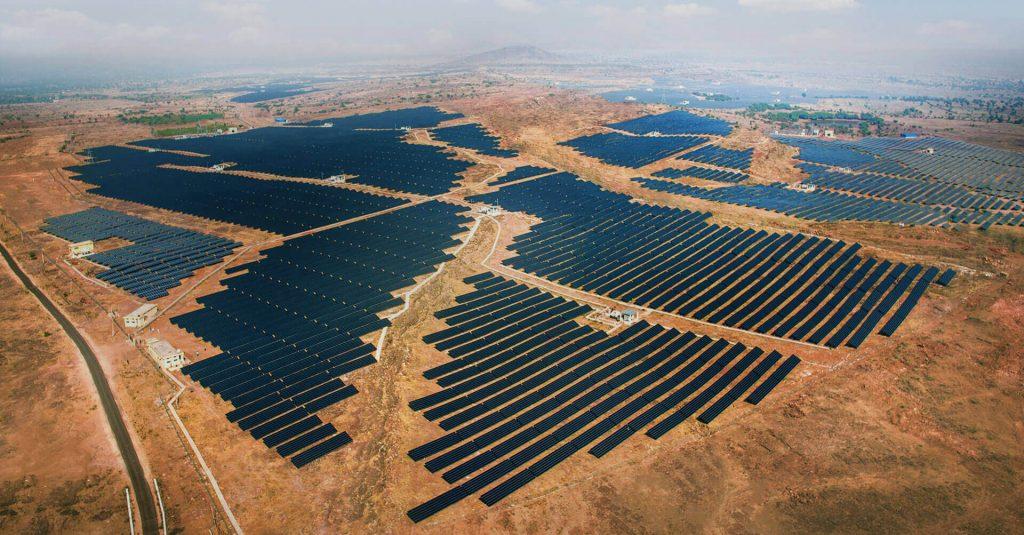 Plantas de energía solar fotovoltaica más grandes del mundo, Planta fotovoltaica de Kamuthi