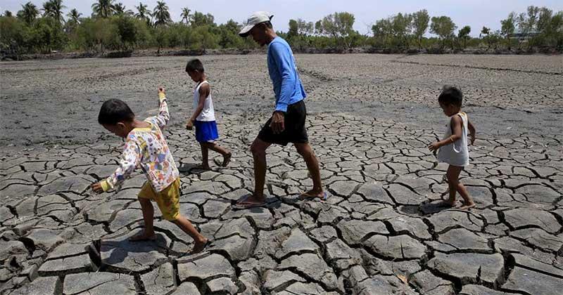 Sequías, Situación actual de la Tierra