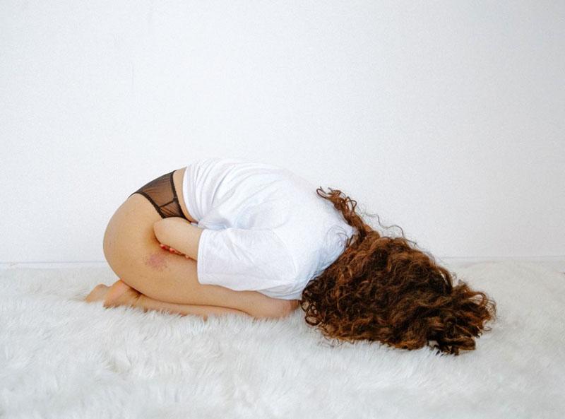 Alivio de cólicos y calambres menstruales