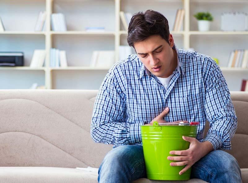 Tratamiento para la prevención de náuseas